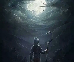 jack frost, rise of the guardians, and art image