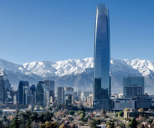 beautiful, chile, and cities image