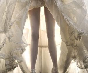 ballet, ballerina, and white image