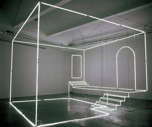 light, art, and grunge image