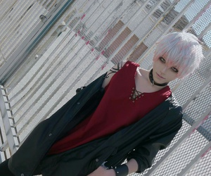 cosplay and mystic messenger image