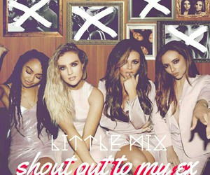 little mix and shoutouttomyex image