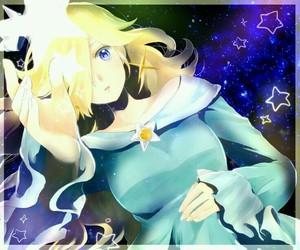 anime girl, fanart, and nintendo image
