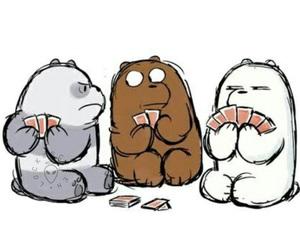 bear and we bare bears image