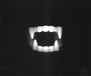 teeth and vampire image