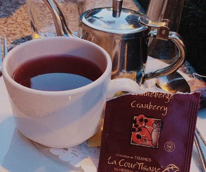 cold, cranberry, and french image