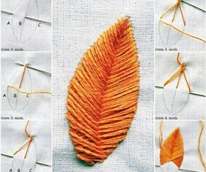 diy and leaf image