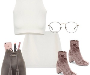outfit and Polyvore image