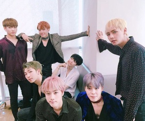 jin, bangtan, and jimin image