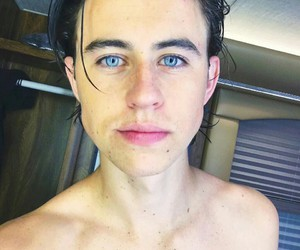 nash grier, hair, and magcon image