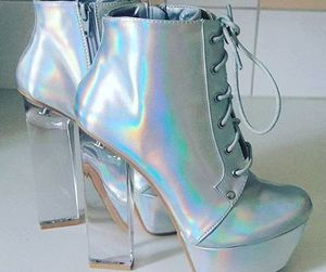 shoes, style, and holographic image