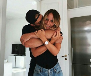 couple, cute, and lové image
