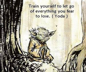 quote, inspiration, and yoda image
