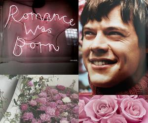 pink, rose, and lockscreen image