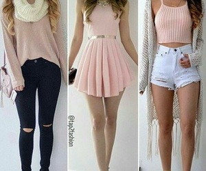 beautiful, body, and clothes image