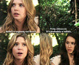 hanna, spencer, and pretty little liars image