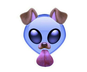 emoji, alien, and emojis image
