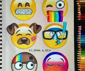 emoji, emojis, and instagram image