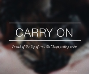 carry on, lockscreen, and 5sos image