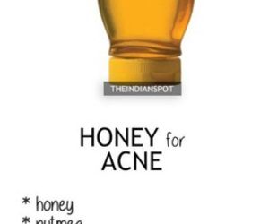 honey, diy, and scars image