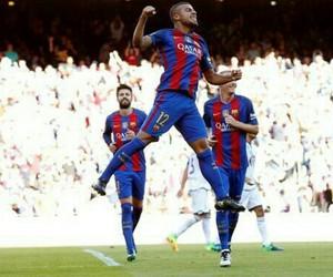 victory, suarez, and força barça image