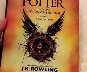 book, ginny, and potter image