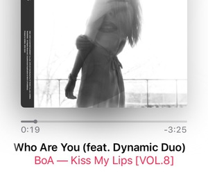 boa, my playlist, and dynamic duo image