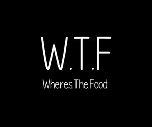 wtf food the wheres image
