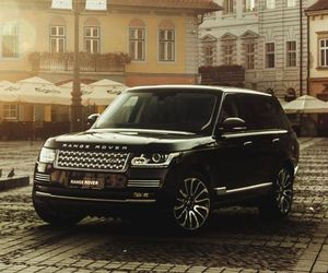 car, Dream, and range rover image