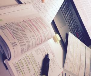 college, deutsch, and exam image