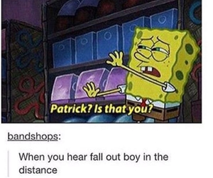 fall out boy, patrick stump, and tumblr image
