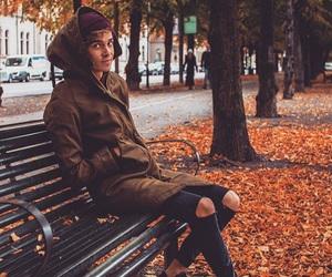 joe sugg, youtube, and autumn image