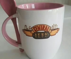 coffee, friends, and centralperk image