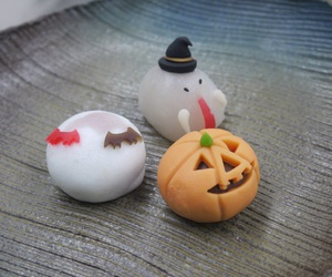 dessert, fall, and Halloween image
