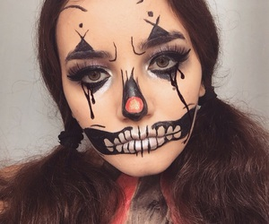 beautiful, clown, and diy image