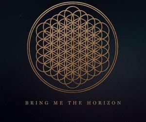 bring me the horizon, sempiternal, and bmth image