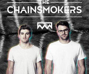 music, the chainsmokers, and andrew taggart image