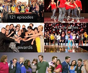 glee and true image