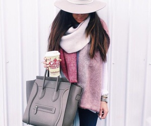 autumn, bag, and classy image