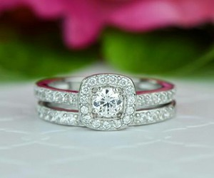 moda, anillo, and compromiso image