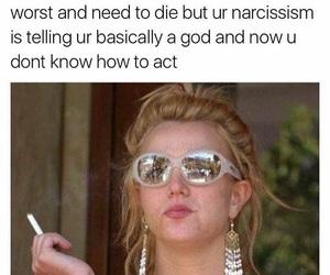 funny, meme, and depression image