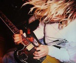 kurt cobain, nirvana, and rock image