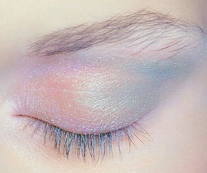 alternative, eye, and makeup image