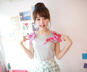 ulzzang, asian, and fashion image