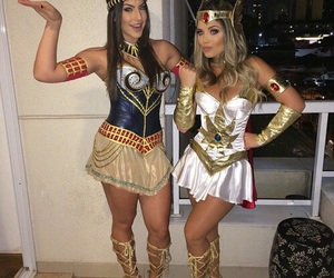 costume, ❤, and goals image