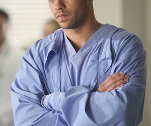jesse williams and grey's anatomy image