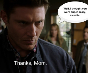 brothers, dean winchester, and funny image