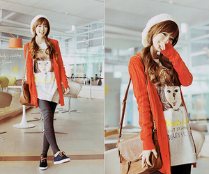 ulzzang and kfashion image