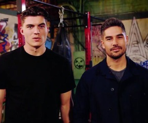 from dusk till dawn, zane holtz, and dj cotrona image