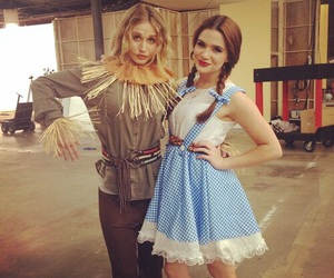 faking it, Halloween, and katie stevens image